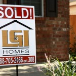 Sold House at LGI Homes Deer Creek
