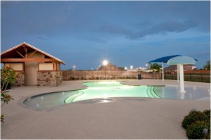 LGI Homes - Deer Creek Pool