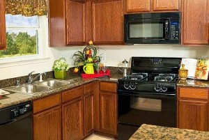 LGI Homes Kitchen