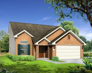 LGI Homes San Marcos Floor plan