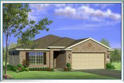 North Dallas Texas New Home at $601