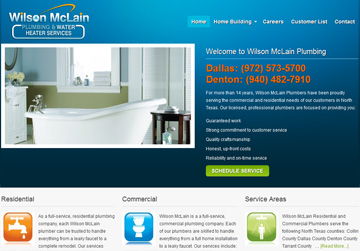 Wilson McLain Plumbing