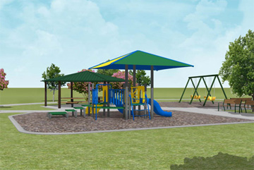 LGI Homes Community Playground