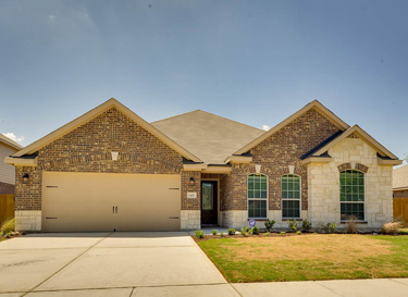 Introducing Maple Leaf New Home Community in Denton Texas LGI Homes