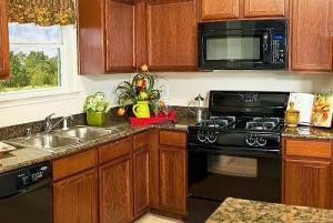 LGI Homes Kitchen