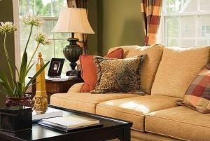 Living Room in Krenson Woods