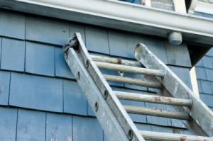 Summer Maintenance: Time to clean the gutters