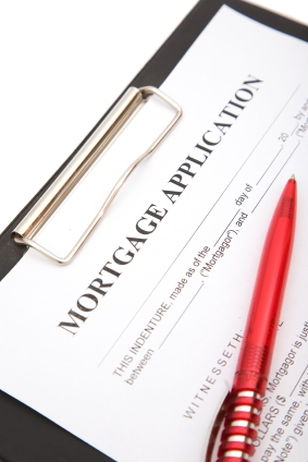 mortgage application paperwork