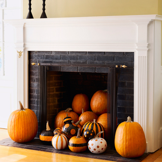 Cheap and Easy Decorating for Fall