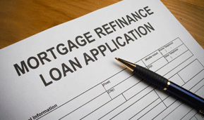 Mortgage Loan Refinance