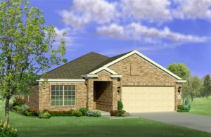 Fort Worth, Texas New Home for Sale