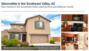 New Home Community in Phoenix AZ