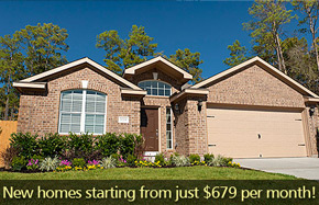 Meadow Ridge - Texas New Home Community