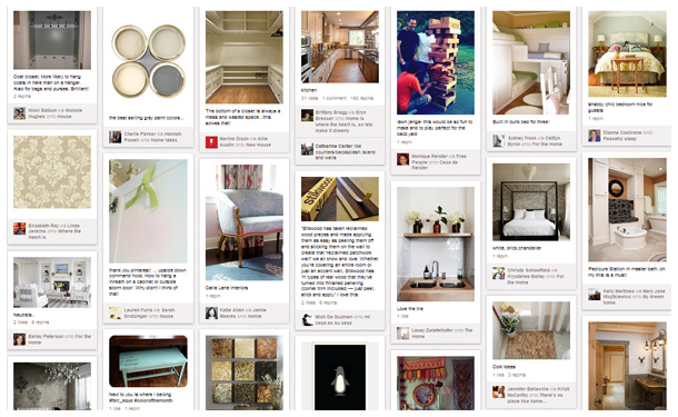 Pinterest Home Decor
