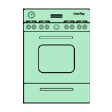 Clean Stove & Oven