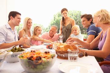 Family Enjoying LGI Homes