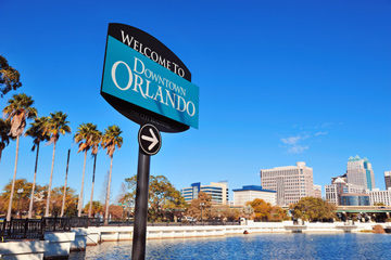 Orlando Downtown District