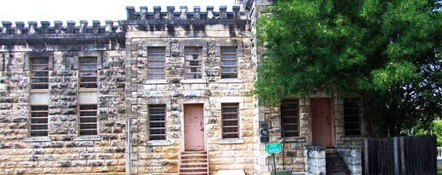 Old Williamson County Jail in Georgetown