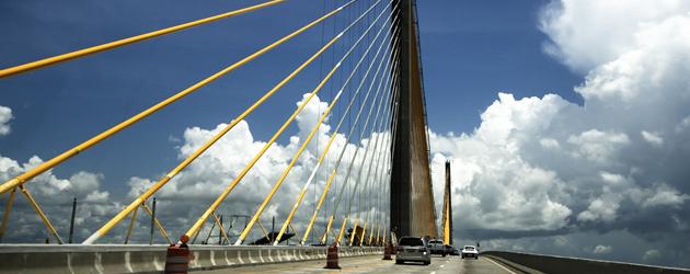 Sunshine Skyway Bridge