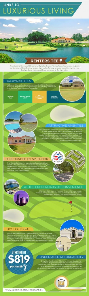 LGI Homes Infographic